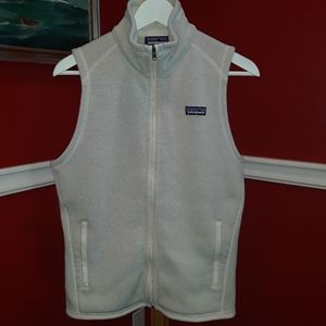 Patagonia Fleece Lined Sweater Vest